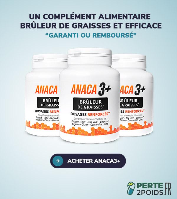 acheter anaca3+ brûleur de graisse