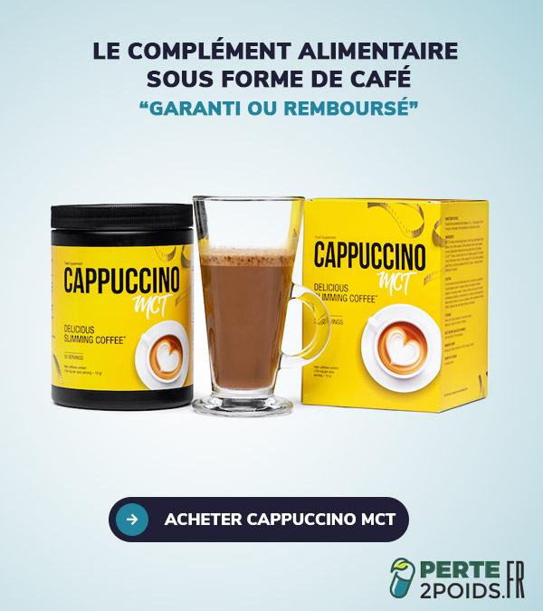 acheter cappuccino mct