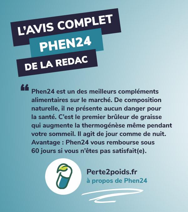 Phen24 avis