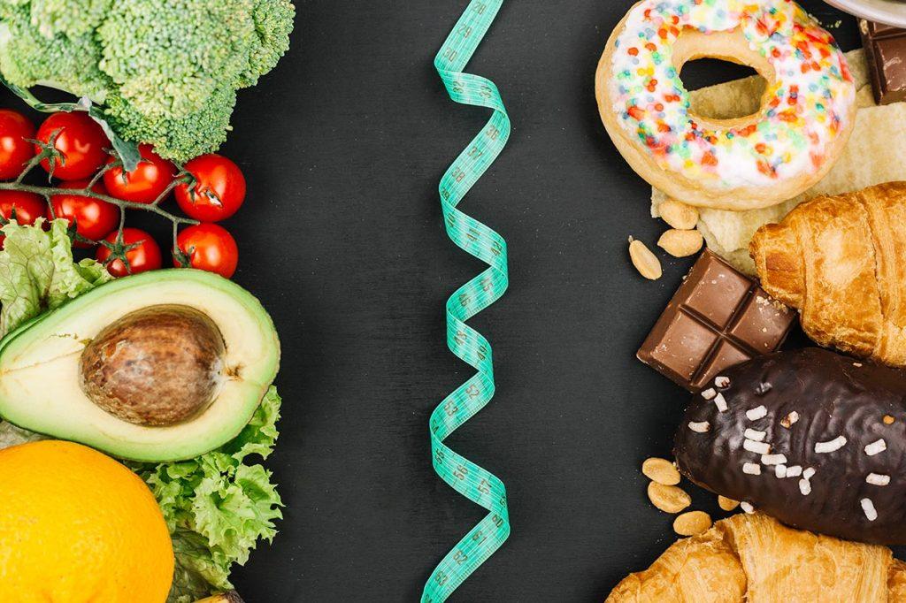brûler graisses alimentation saine