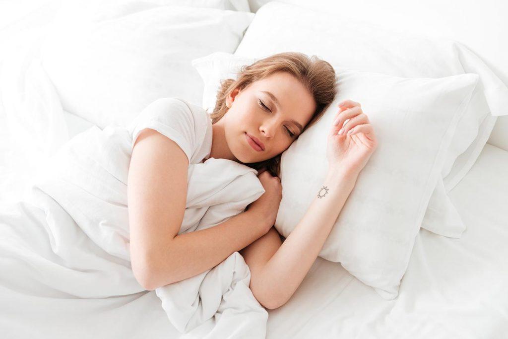 dormir brûler graisse