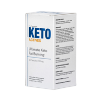 1 bouteille Keto Actives