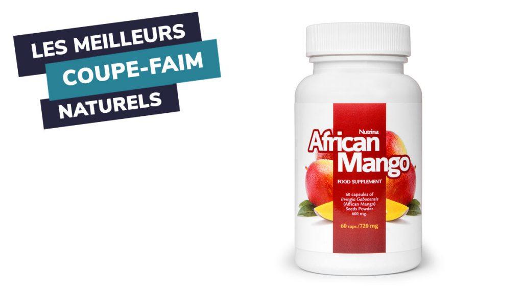 meilleurs coupe-faim African Mango
