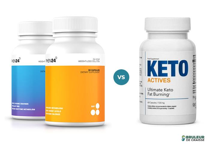 phen24 vs keto actives